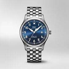 "New IWC Pilots Watch Mark XVIII Edition ""Le Petit Prince"" Blue Watch IW327016"