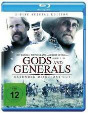 Gods and Generals: Extended Directors Cut - Warner 1000196376 - (Blu-ray Video