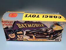CORGI TOYS VINTAGE 268 batman batmobile voiture original boite RARE