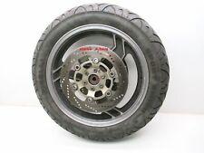 Suzuki GSX 1100F (GV72B) Vorderrad Rad komplett + Bremsscheiben 458_81