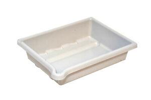 AP Darkroom Developing Dish 7x5 (13 x18cm) White