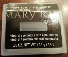 Mary Kay MINERAL Eye Color Shadow ~ Navy Blue *DISCONTINUED*