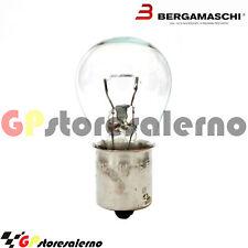 E0300608 LAMPADA ALOGENA 12V P21W 21W BA15S BERGAMASCHI CAGIVA