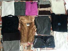 Lotto 274 stock 12pezzi abbigliamento misto donna tg. S