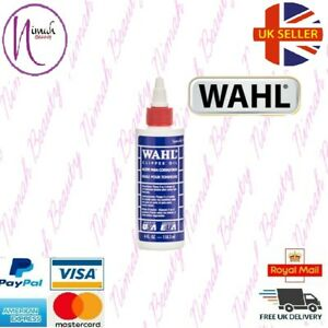 WAHL CLIPPER OIL 118.3 ML FOR ELECTRIC HAIR TRIMMER CLIPPERS SHAVER 3310