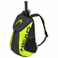Head Tour Team Extreme Backpack Racquet Bag (Black/Yellow) Authorized Dealer