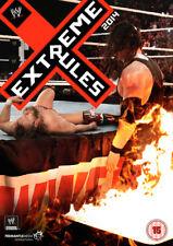 WWE: Extreme Rules 2014 DVD (2014) Daniel Bryan cert 15 ***NEW*** Amazing Value