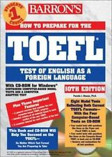 How to Prepare for the T.O.E.F.L.: Test of English As a Foreign-ExLibrary