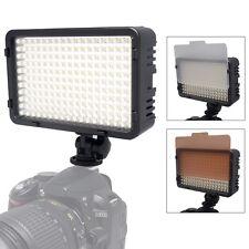 Mcoplus LED-198A Video LED Light for Canon Nikon Pentax Panasonic Olympus DSLR