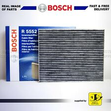 BOSCH POLLEN CABIN FILTER CARBON R5552 FITS FORD GALAXY MONDEO S-MAX 1.5 2.0 1.6