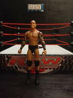 Randy Orton - Basic Series - WWE Mattel Wrestling Figure RKO WRESTLEMANIA