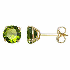 Unbranded Peridot Sterling Silver Fashion Jewellery