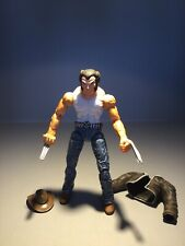 ToyBiz Marvel Legends LOGAN / WOLVERINE 6? Figure Legendary Riders Variant X-Men