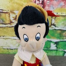 Pinocchio Disney Walt Disney World Vintage Stuffed Plush