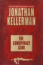 The Conspiracy Club by Jonathan Kellerman (2003, Hardcover)