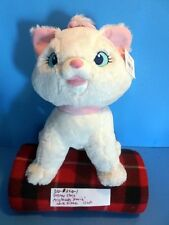 "Disney Store Aristocats ""Marie"" White Kitten (310-2510-1)"