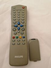 Philips Remote Control Rc. 2543/01 3128 147 12071 Genuine Tested Working TV Vcr