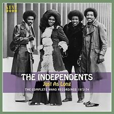 The Independents - Just As Long:Complete Wand Recordings 1972-74 [New CD] UK - I