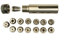 22047 GG-Tools  PINOLE SPANNZANGEN ER11 für Unimat3 - PD230 & C0