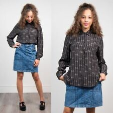 Grunge Shirt Casual Vintage Tops & Shirts for Women