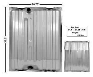 1962-65 Ford Fairlane Gas Tank
