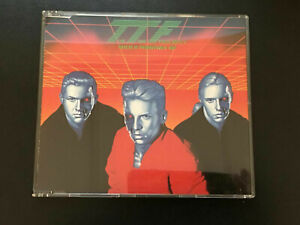 TTF The Time Frequency Such A Phantasy EP CD Single 4 Tracks 1994 VGC