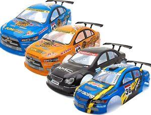 1/10 Onroad Drift Rc Car Body Shell For Tamiya TT01 TT02 Hpi Rs4 Traxxas 4tec