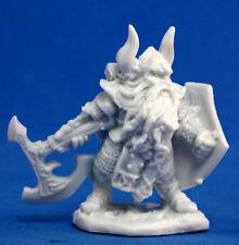 1 x DAIN DEEPAXE - BONES REAPER figurine miniature pathfinder nain dwarf 77074