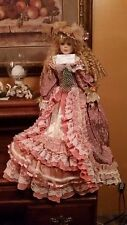 Victorian Style contemporary Doll