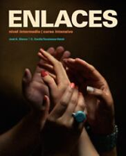 Enlaces Student Edition by Blanco and VHL