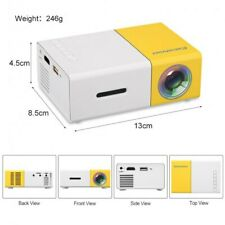 Excelvan YG300 Handhold LED Mini Home Theater Projector for Kids with 50 lumens