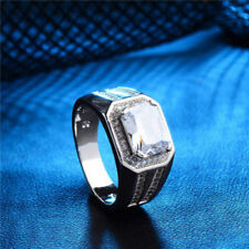 Unbranded Silver Plated CZ Jewellery for Men