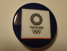 2020 TOKYO OLYMPIC GAMES BEAUTIFUL CERAMIC MAGNET in ORIGINAL BOX