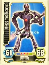 IG-100 Magnaguard  #126 - Force Attax Serie 3