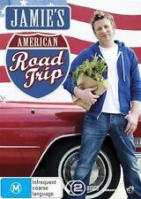 F24 BRAND NEW SEALED Jamie's American Road Trip by Jamie Oliver (DVD, 2010)