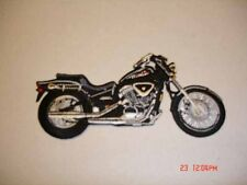"""CRUISER SHADOW VLX HONDA EMBROIDERED PATCH - 5"""""""