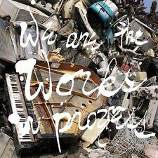 We Are Works In Progress LP & MP3 of cd Deerhunter Blonde Redhead Interpol Liars