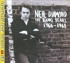 The Bang Years: 1966-1968 [Digipak] by Neil Diamond (CD, Mar-2011, Columbia (USA