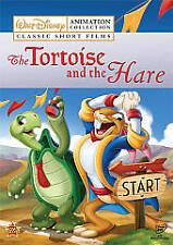 Tortoise and the Hare Paul Bunyan Silly Symphonies Classic Disney Cartoons DVD