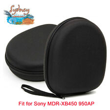 Protect Zip Hard Shell Case Box Bag For Headphone Headset Sony MDR-XB450 950AP
