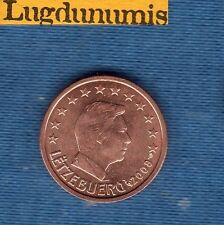 Luxembourg 2008 - 2 centimes d'Euro - Pièce neuve de rouleau - Luxembourg