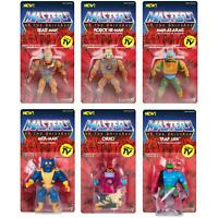 Super7 Masters of the Universe Vintage Collection Action Figures