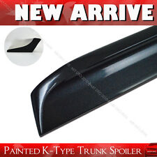 Painted For Infiniti 2003-2004 K-Type 2nd M35 M45 4DR TRUNK LIP SPOILER WING  §