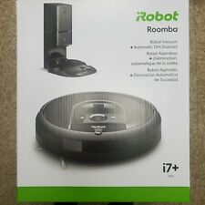 iRobot Roomba® i7+ Plus (7550) Robot Vacuum with Automatic Dirt Disposal Sealed