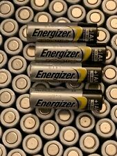 Lot Of 100 Energizer AA Industrial Batteries LR6 Alkaline Fantastic Value Exp 27
