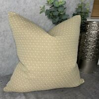 Modern Contemporary Retro Cushion Cover Made in John Lewis  Park Lane Fabric 18""