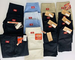 DICKIES BUNDLE Shorts, Skirts, Pants (MOST BRAND NEW WITH TAGS) 15 Items