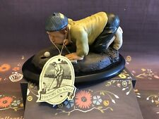 1995 History Of Golf, Golfer Figure From Avery Creation, with Tag, Evc, Rare