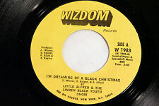 Little Alfred: I'm Dreaming of a Black Christmas / For the Money  [VG++ Copy]