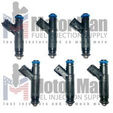 Motor Man | XF2E-C4B | New OEM Fuel Injectors CM5177 | 2002-2004 Ford Mustang